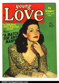 Golden Age (1938-1955):Romance, Young Love v2 #5 (Crestwood/Headline, 1950). Condition: VG-....