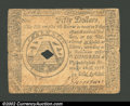 Colonial Notes:Continental Congress Issues, September 26, 1778, $50, Continental Congress Issue, CC-85, VF-...