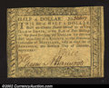 Colonial Notes:Maryland, December 7, 1775, $1/2, Maryland, MD-82, VF-XF. A lovely note ...