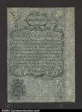 Colonial Notes:New Hampshire, April 1, 1737 Redated August 7, 1740, 60s, New Hampshire, NH-...