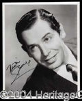 Autographs, Milton Berle Signed Photo