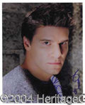 Autographs, David Boreanaz Signed Photo