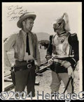 Autographs, Gary Cooper Rare Signed Photo