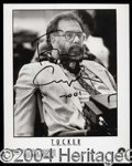Autographs, Francis Ford Coppola Signed Photo