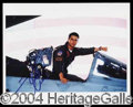 "Autographs, Tom Cruise Signed ""Top Gun"" Photo"