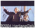 Autographs, Leonardo DiCaprio Signed Titanic Photo