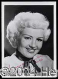 Autographs, Betty Grable Signed Photo