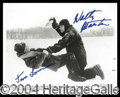 Autographs, Grumpy Old Men Signed Photo