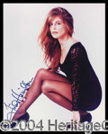 Autographs, Linda Hamilton Signed Photo