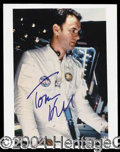 "Autographs, Tom Hanks Signed ""Apollo 13"" Photo"