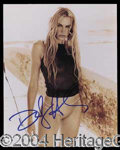 Autographs, Daryl Hannah Sexy Signed Photo