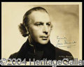 Autographs, Sir Cedric Hardwicke Rare Signed Photo