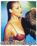 Autographs, Katherine Heigl Sexy Signed Photo