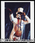 Autographs, Geoffrey Holder (James Bond) Signed Photo