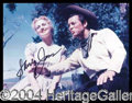 Autographs, Shirley Jones Signed Photo