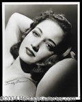 Autographs, Dorothy Lamour Signed Photo (b)