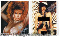 Autographs, Traci Lords Signed Photo Lot (4)