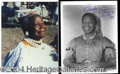 Autographs, Butterfly McQueen Signed Photo Lot (3)