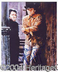 Autographs, Midnight Cowboy Dual Signed Photo