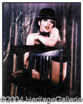 Autographs, Liza Minelli Cabaret Signed Photo