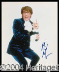 Autographs, Mike Myers Signed Photo Austin Powers