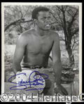 Autographs, Sidney Portier Signed 8 x 10 Photo