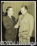 Autographs, Robert Ripley Vintage Signed Photo