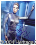 Autographs, Jeri Ryan Star Trek Signed Photo