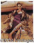 Autographs, Wynona Ryder Signed 8 x 10 Photo