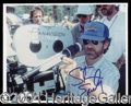 Autographs, Steven Speilberg Signed 8 x 10 Photo