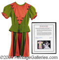 Autographs, Shirley Temple Child-Worn Dress