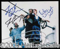 Autographs, Titanic Cast Signed 8 x 10 Photo