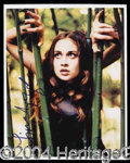 Autographs, Fiona Apple Signed 8 x 10 Photo