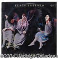 "Autographs, Black Sabbath Signed ""Heaven and Hell"" Album"