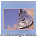 """Autographs, Dire Straits Signed """"Brothers In Arms"""" Album"""
