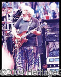 Autographs, Jerry Garcia Signed 8 x 10 Photo