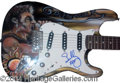 Autographs, Godsmack (Sully Enra) Signed Custom Guitar
