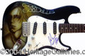 Autographs, Goo Goo Dolls (Johnny Reznik) Signed Guitar
