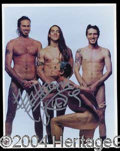 Autographs, Anthony Kiedis (RHCP) Signed Photo