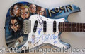 Autographs, Korn Band Signed Custom Guitar