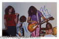 Autographs, Led Zeppelin Page & Plant Signed 11x14 Photo