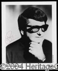 Autographs, Roy Orbison Signed 8 x 10 Photo