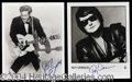 Autographs, Rock & Roll Pioneers Signed Photo Lot