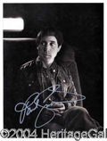 Autographs, Paul Simon Unique Signed Photo
