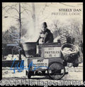 "Autographs, Steely Dan Signed ""Pretzel Logic"" Album"