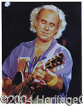 Autographs, Jimmy Buffett Signed 8 x 10 Photo