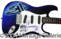 Autographs, 311 Signed Custom Guitar
