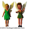 Autographs, Tinker Bell (Disney) Original 50-60's Dolls
