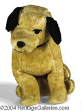 Autographs, Little Nipper The Dog (RCA Records) Orig. Doll