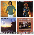 Autographs, Superstar Signed Albums--Lot of 4